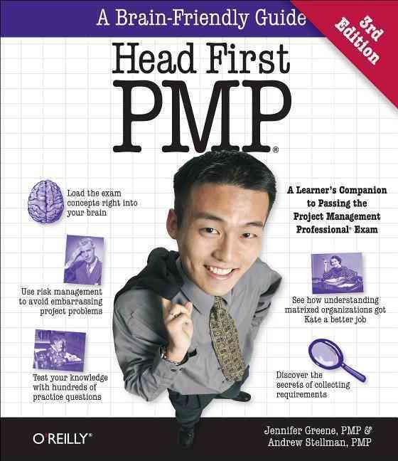 Head First PMP By Greene, Jennifer/ Stellman, Andrew